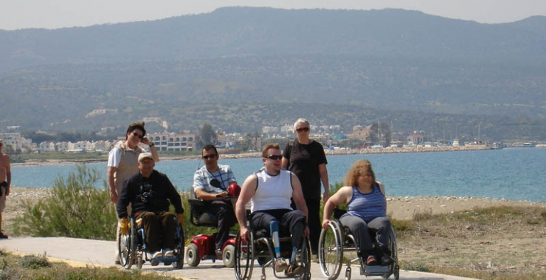 Disabled Holidays