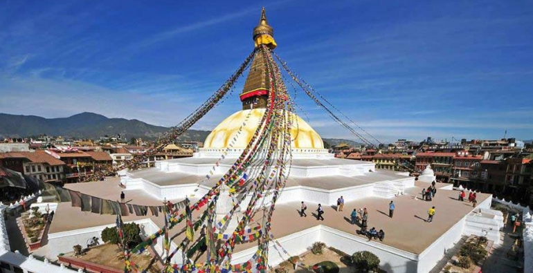 An Appeal to Visit Nepal 2015 - 16