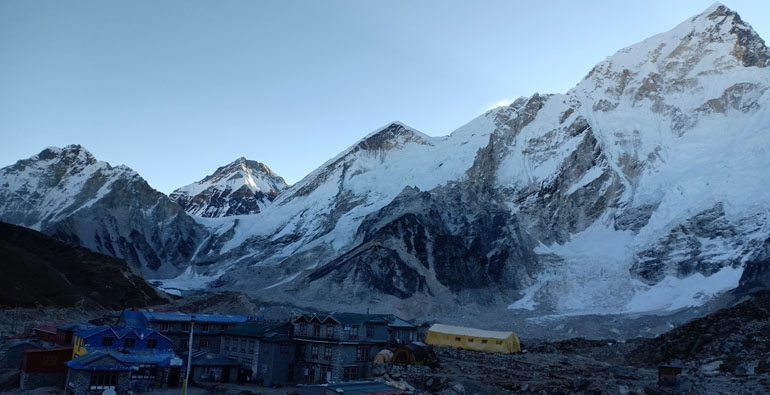 Everest Base Camp Equipment Checklist (Updated)