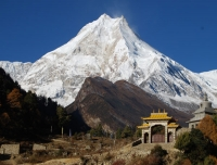 Manaslu & Tsum Valley Trek