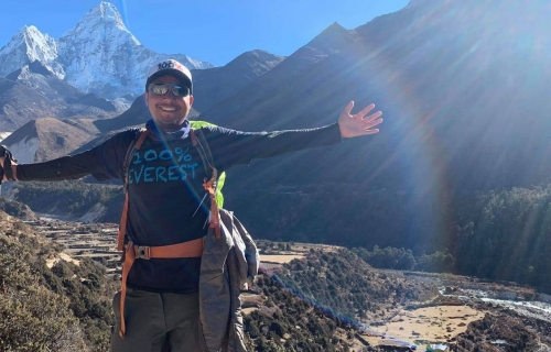 3 High Passes Everest Trek