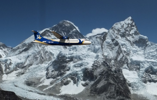 Everest Experience Flight Tour